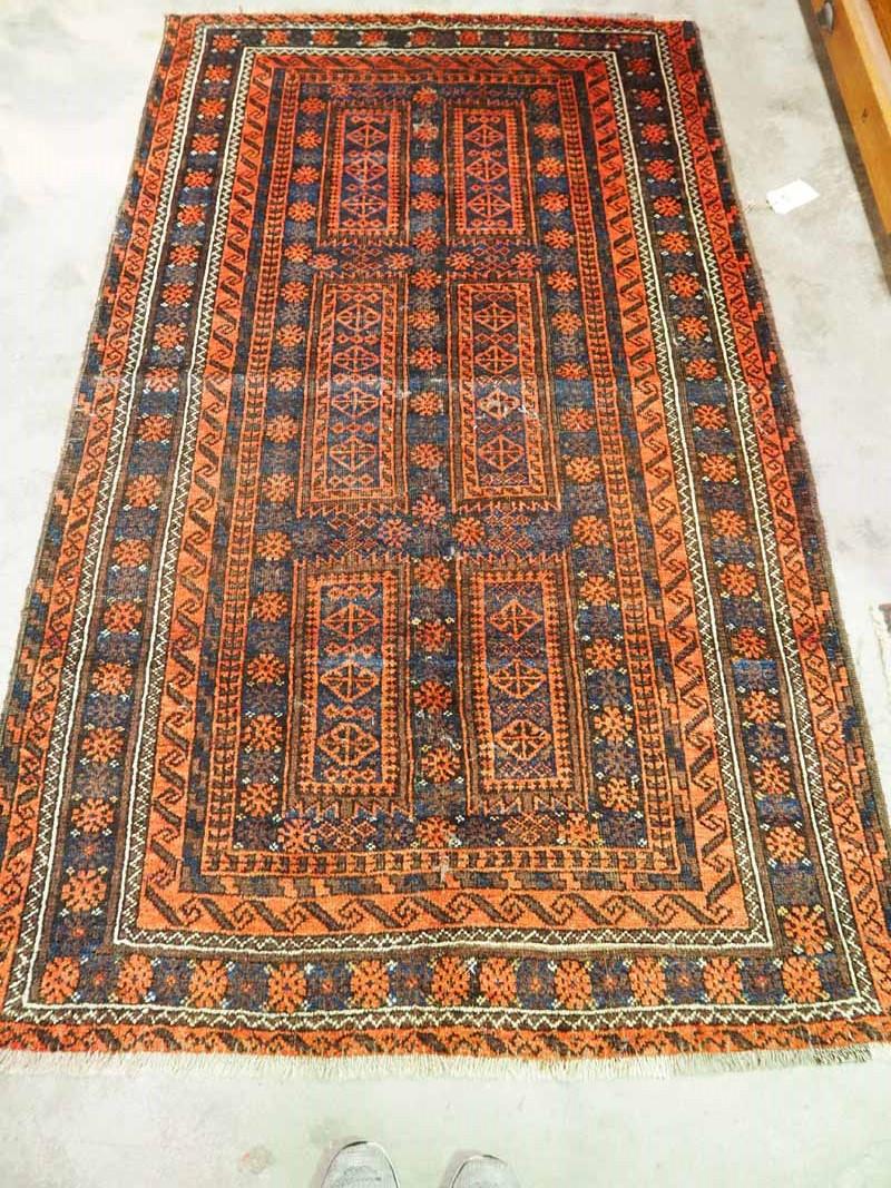 Yakub Khani Carpet from Herat Approximately 80 years old