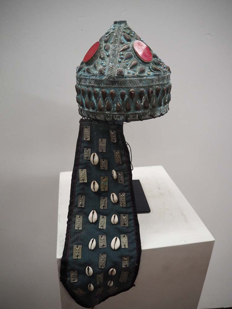 Uzbek Head Dress