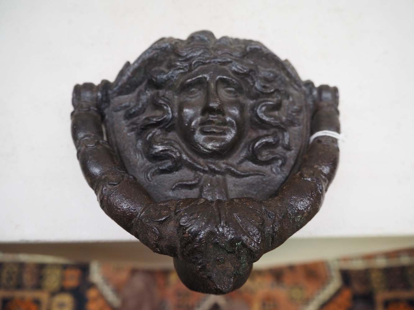 George III c.1790 Door knocker Antique