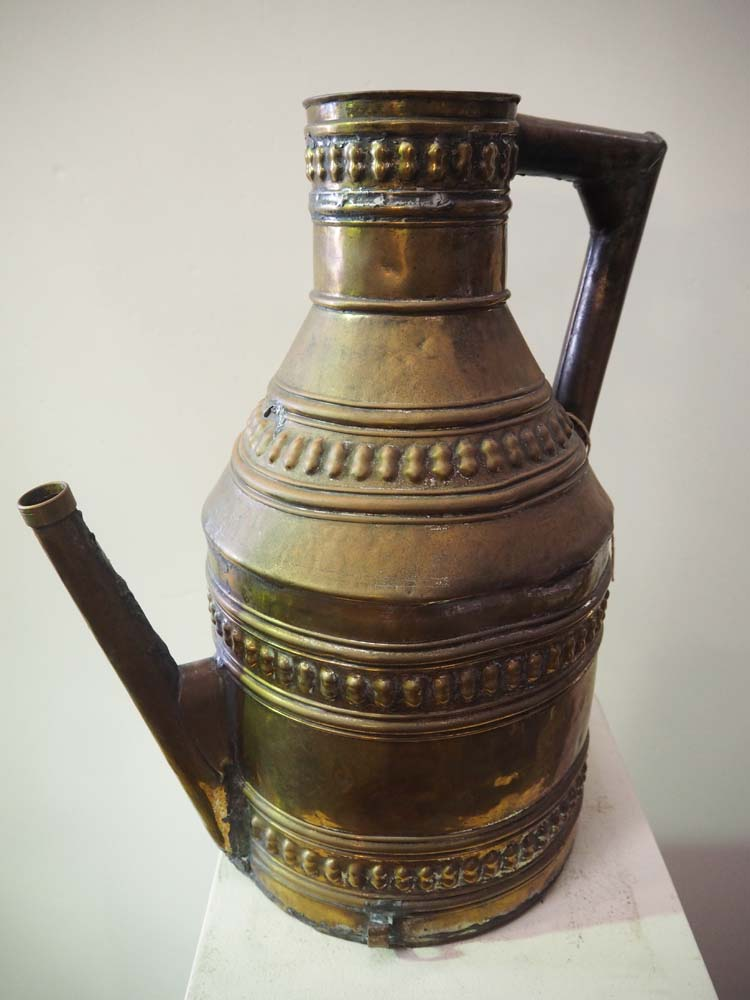 Ottoman period brass Jug from the 18th century