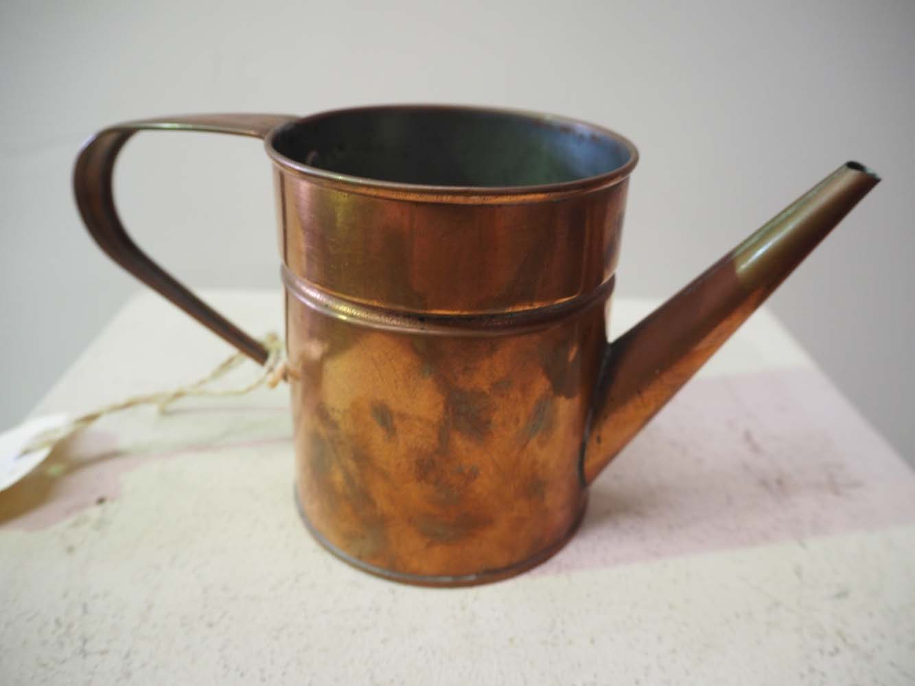Metal Homewares and antique copper small jug