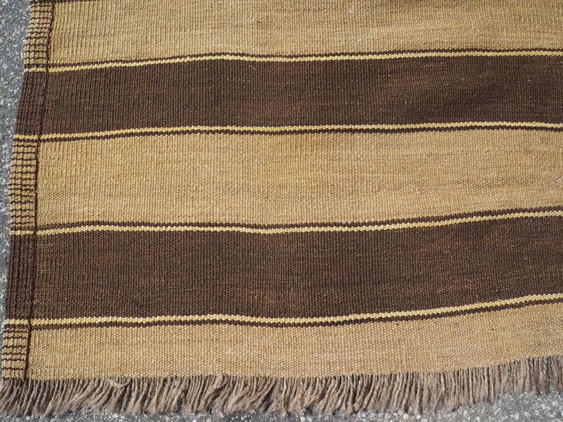 Sistan Balouch wool kilim, approximately 80 - 90 years old