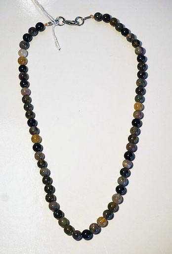Turkish Tourmaline beaded necklace