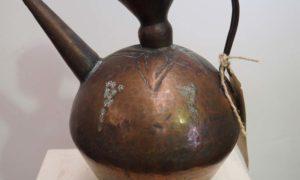 Ottoman period 19th century copper jug