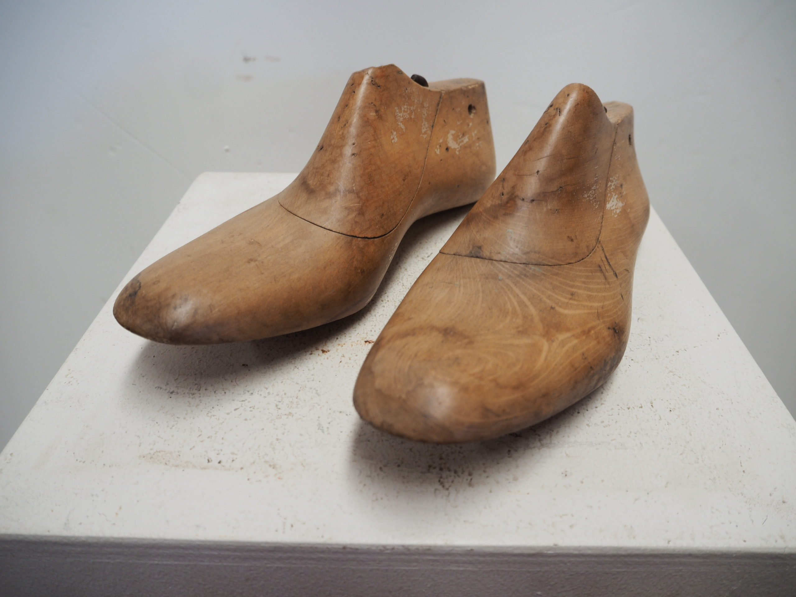 Turkish wooden shoe lasts