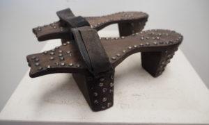 Ottoman period hamam sandals