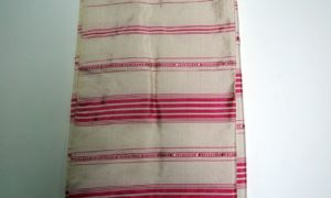 Fine hand loomed Turkish silk scarf
