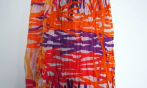Turkish Brightly coloured Silk Scarf