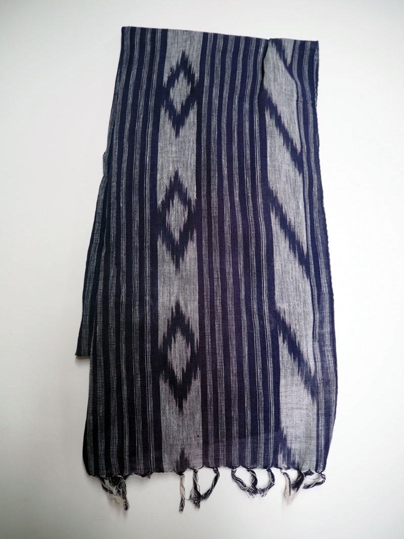 Turkish Ikat Cotton Scarf