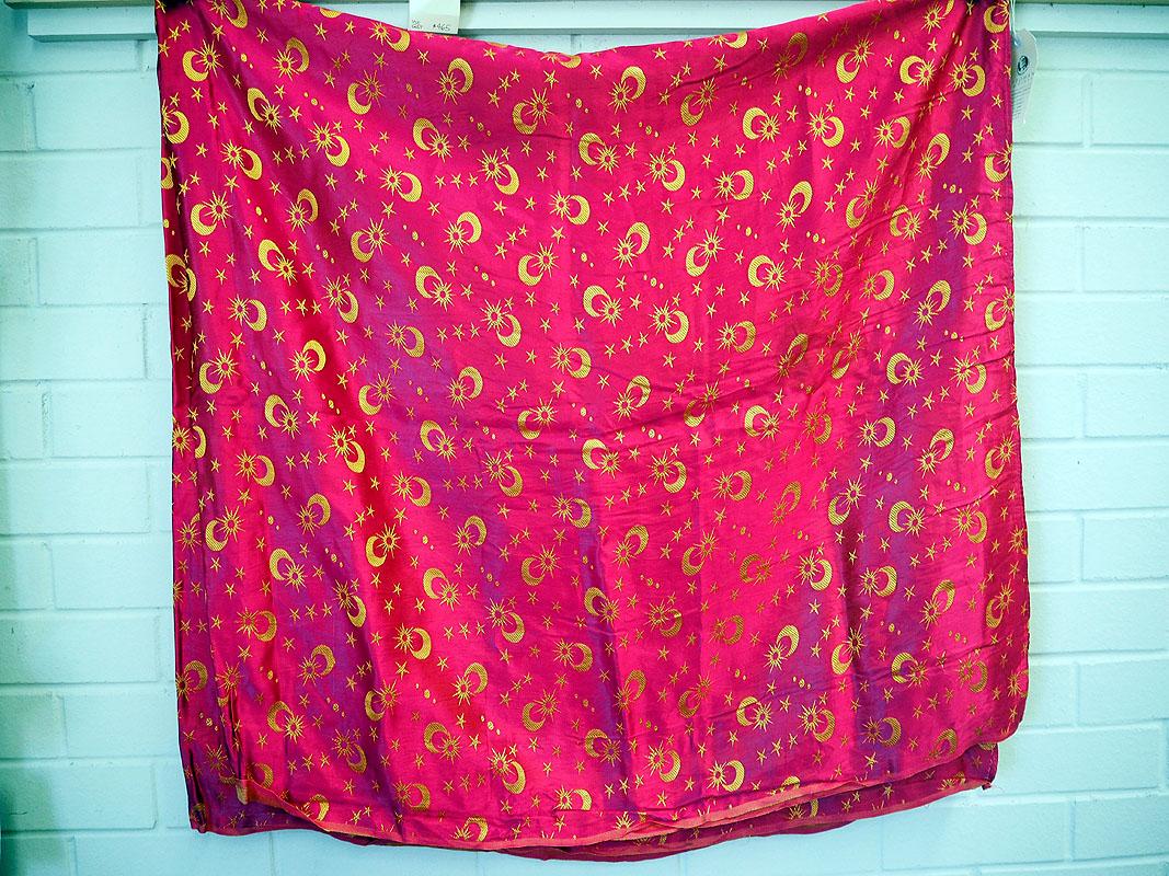 1950's Turkish Fabric